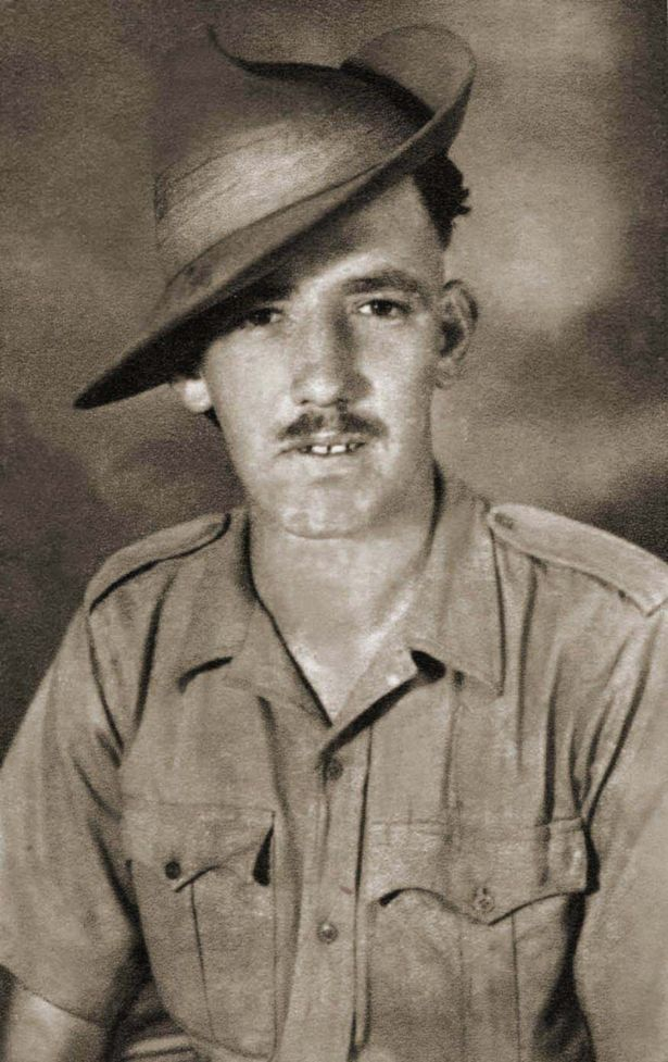 Letters from a soldier about the gruelling Burma campaign during World War II - Daily Record