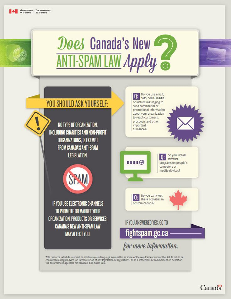 Are you ready for the new Canadian Anti-SPAM rules?