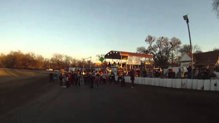 KAM Kartway Harlem Shake a little over a year ago. Still makes me smile big when I watch it.