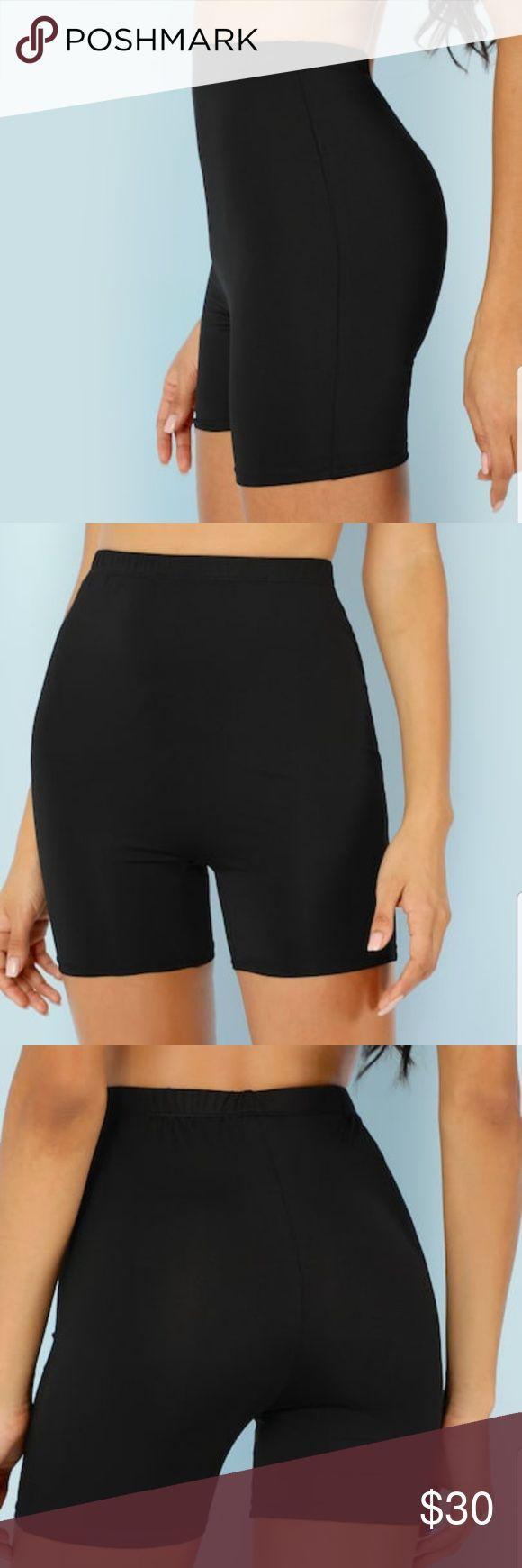 Black Biker shorts BLACK   BIKER SHORTS   CYCLING SHORTS    available in variou   – Biker shorts