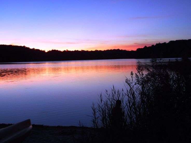 Sunset at Marsh Creek