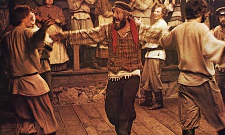 Weekend Film Recommendation: Fiddler on the Roof