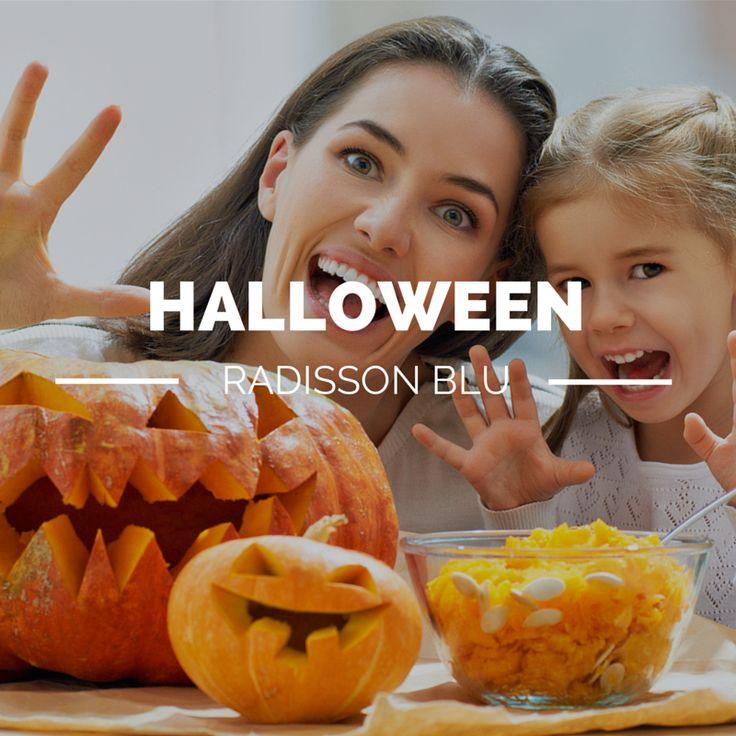 Świętuj #Halloween z #RadissonBlu :)