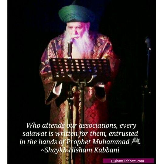 Shaykh Hisham Kabbani @Sufilive.com #MSHUK15