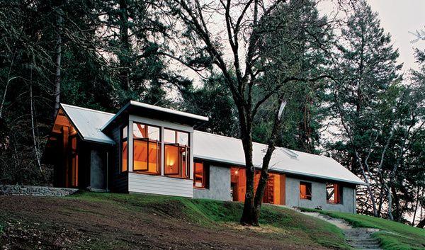Napa Straw House