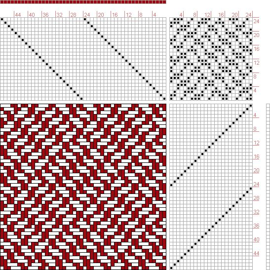25 best practical weaving info and books images on Pinterest ...