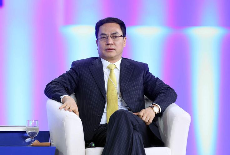 Just when you think you're having a really bad day, try to remember this Chinese businessman... he just lost $14 billion in 30 minutes. Sucks!