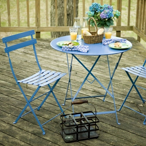 Well-liked 126 best Bistro Sets images on Pinterest | Bistro set, Chairs and  NN43
