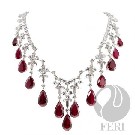 FERI - Secret Obsession - Necklace