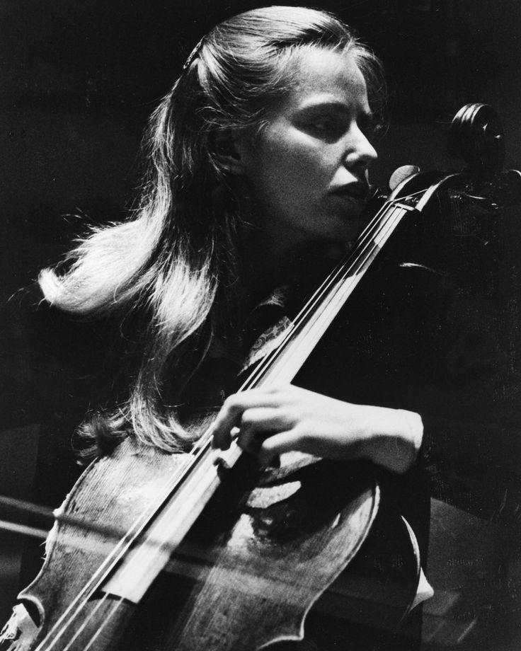 Jacqueline du Pré, Cellist.