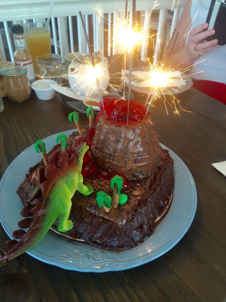 Eloise's birthday cake