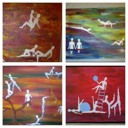 My Paintings ♡