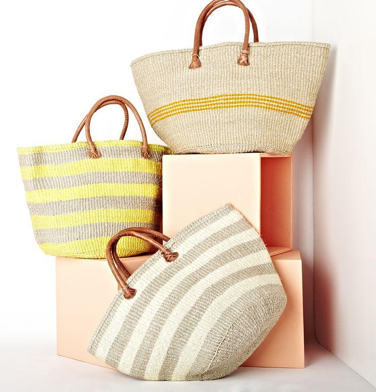 Beach bag season!