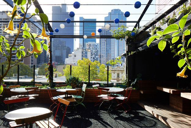 The Loop Rooftop Bar   17 Melbourne Bars With A Killer View