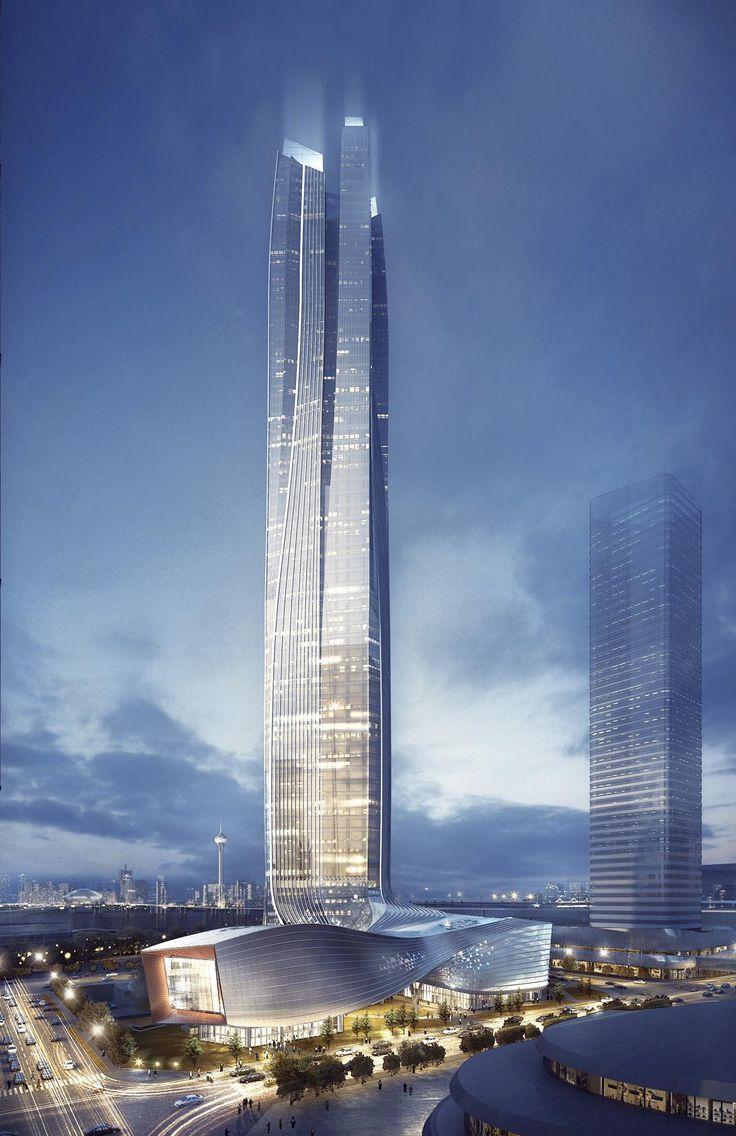 Hengqin International Financial Center