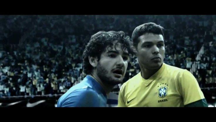 Brazil vs Brazil - Nike Commercial 2012 Starring Neymar Ronaldo Pato 1080p HD and more