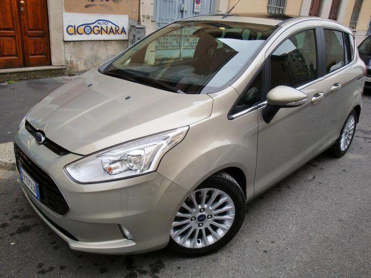 Auto Cicognara: Auto Usate e Service a Milano - 3939578915 (anche WhatsApp)  NUOVO ARRIVO: Ford B-Max 1.0 EcoBoost 100CV Titanium usata.  Clicca sulla foto, leggi i KM percorsi !!!  STAY TUNED !!!  Scarica dal tuo  SmartPhone la nostra utilissima App gratuita : onelink.to/7eebqu  #AutoCicognara #AutoUsate #Officina #Carrozzeria #CambioOlio #TagliandoAuto #PastiglieFreni #RevisioneAuto #Milano #AC63MI #WhatsApp #Ford #BMAX