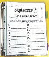 Homework Binders for Pre-K, Kindergarten, and First Grade   Heidi Songs