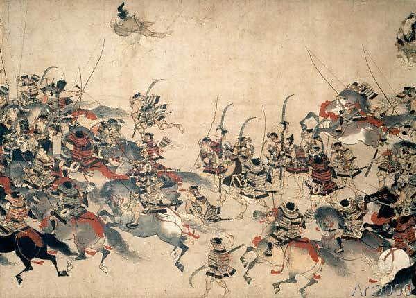Japanische+Geschichte+-+Battle+Heijan+Rebellion+1159/Japan.pai.