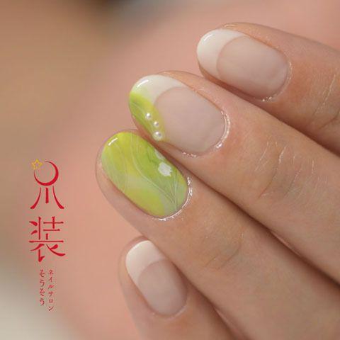 スズラン  nail salon 爪装 ~sou-sou~ (入間・狭山・日高・飯能 自宅ネイルサロン)
