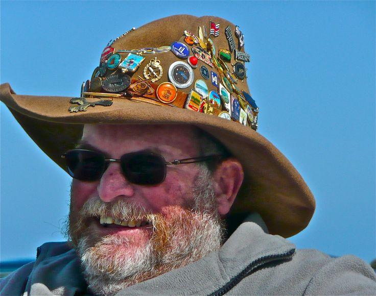 Taking in the rays on the Esperance coast, West Australia