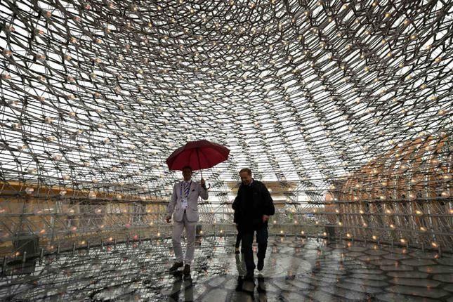 Cómo es la criticada y también aplaudida Expo Milán 2015 - lanacion.com