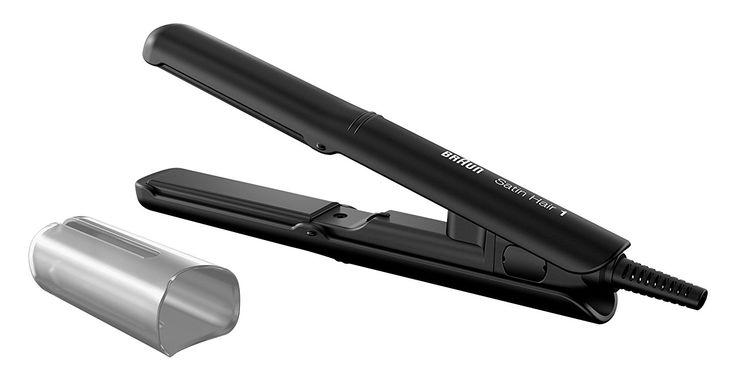 Braun ST100 Satin Hair 1 Travel Mini Styler Straightener >>> Review more details here : Travel Hair care