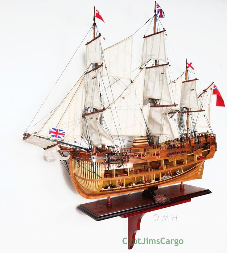 "CaptJimsCargo - Wall Mount Display Shelf Wood 14"" Tall Ship Sailboat Models,  (http://www.captjimscargo.com/ship-model-display-cases-cabinets/wall-mount-display-shelf-wood-14-tall-ship-sailboat-models/) This model display wall mount shelf is a great way to display your tall ship or sailboat model where space is limited for a full size display case."