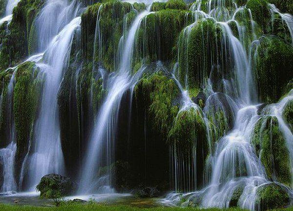 Un air de Thaïlande... aux Cascades de Tufs (Jura)