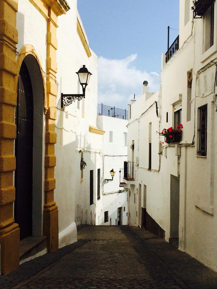 Vejer. Cadiz. Andalucia.
