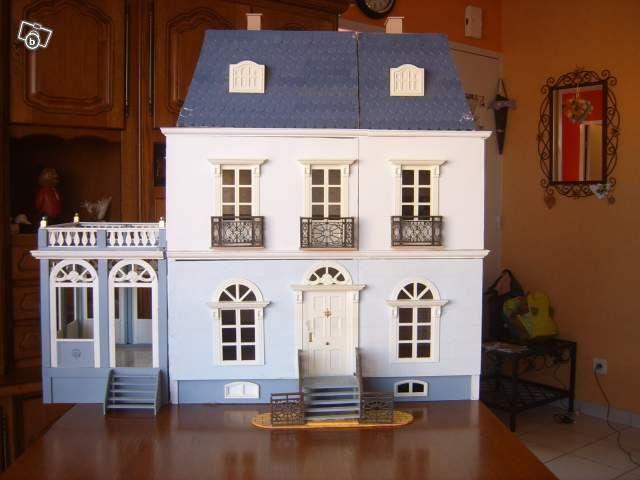 26 best maison de poupée images on Pinterest Doll houses, For kids