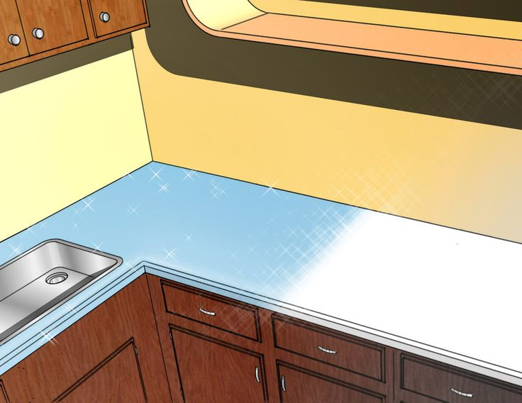 Paint Countertop Solid Color : paint countertops paint countertops how to paint kitchen remodel diy ...