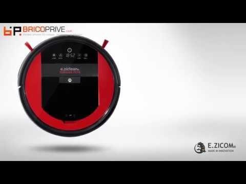 Aspirateur robot - Les robots