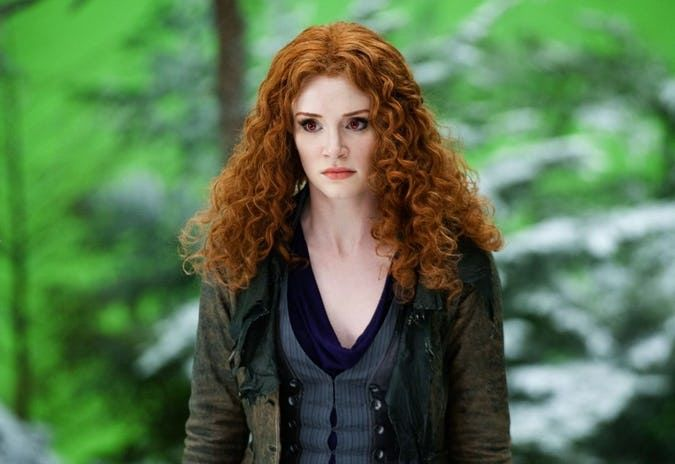 Which vampires would the Volturi be interested in? Find out here!    Victoria twilight, Vampire twilight, Bryce dallas howard