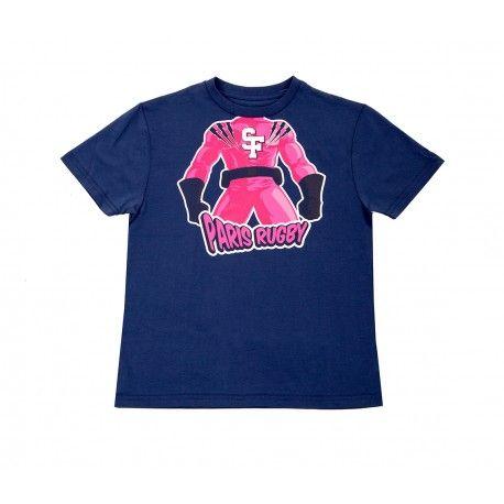 T-shirt Rugby héros Junior / Stade Français Paris