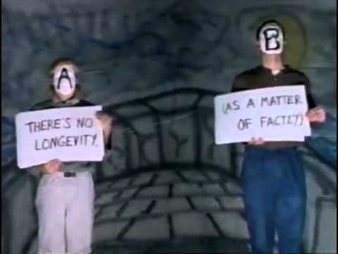 Archers of Loaf - Web in Front - All time favorite song from my all time favorite album.  (Not however my all time favorite music video.)