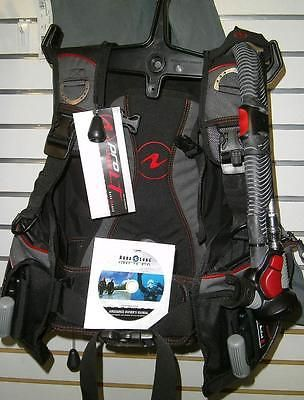Buoyancy Compensators 16053: Aqualung Pro Lt W Airsource Iii Sz Small Scuba Bcd - New Never Used - 309331 -> BUY IT NOW ONLY: $419 on eBay!