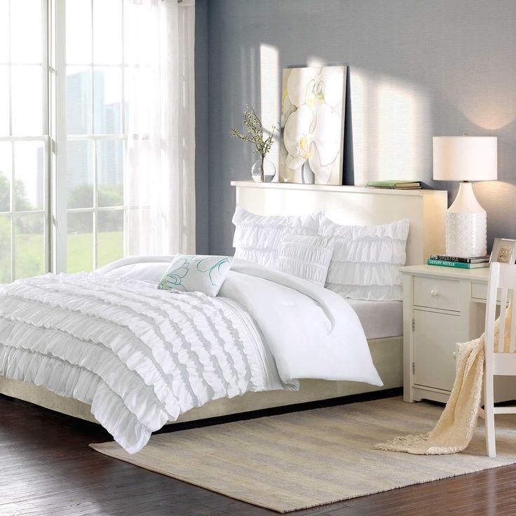 Overstock Com Tips Ideas: ID-Intelligent Design Demi 3-piece Comforter Set