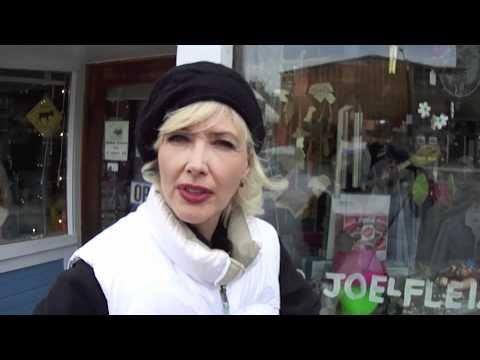 "Janine Turner's ""Northern Exposure"" Return to Cicely Alaska - Roslyn Was..."
