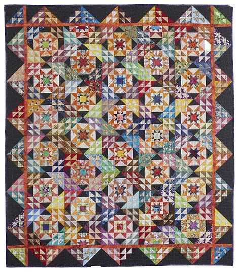 Wanderlust Quilt with Bonnie Hunter (Scrap Quilting Basics from Beginning to Binding!) - Craft University