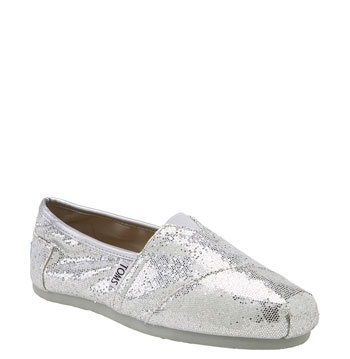 Sparkly TOMS love these when on other people when on my foot i think wow