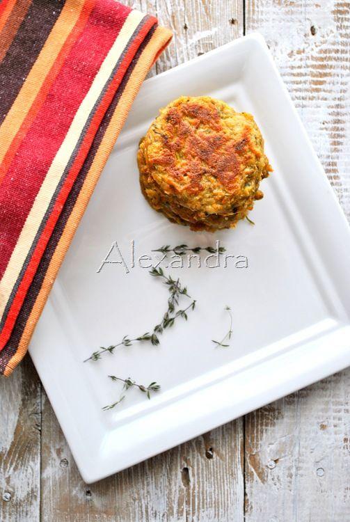 Μα...γυρεύοντας με την Αλεξάνδρα: Μπιφτέκια λαχανικών