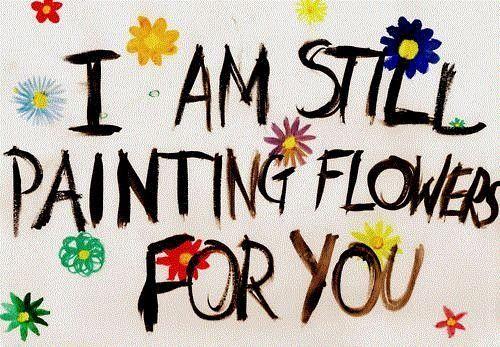 All-Time Low Painting Flowers Lyrics