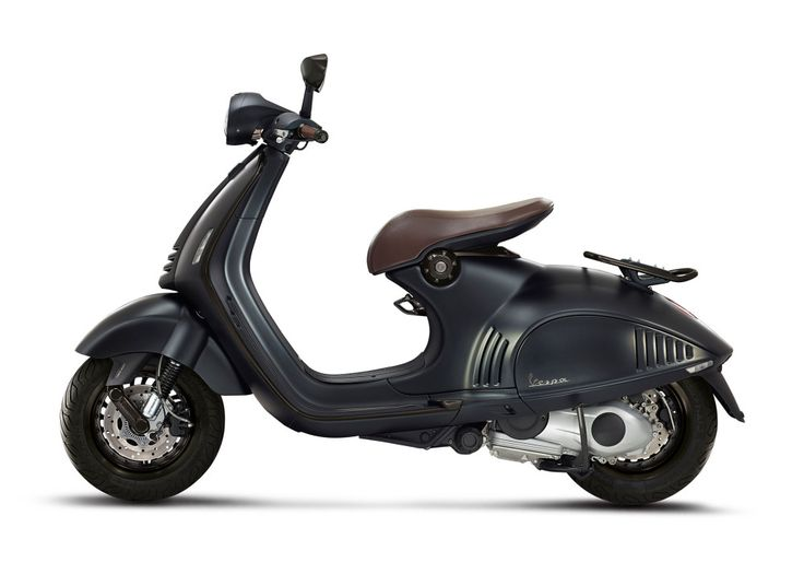 The Piaggio Vespa 946 Emporio Armani priced at Rs. 12.04 lakh is the second-most expensive scooter in India. The question is, how many would want one?