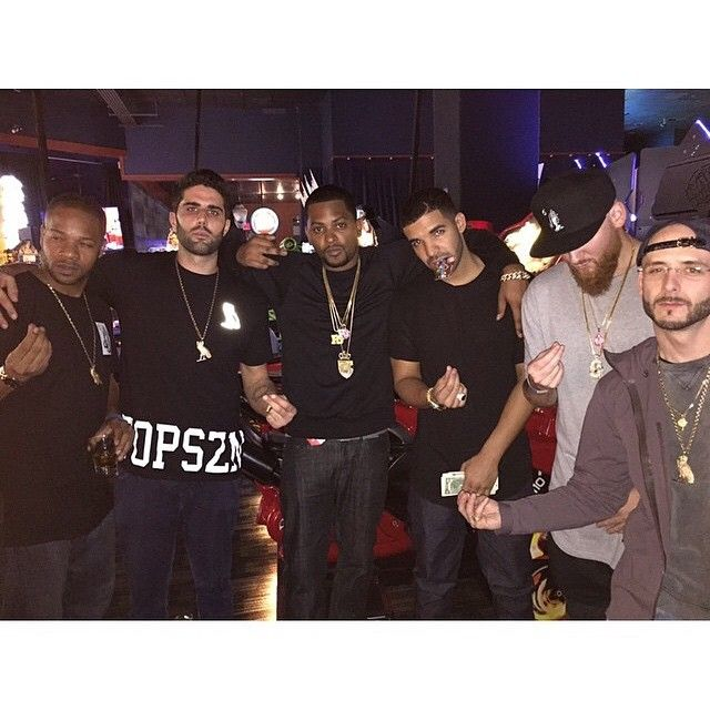 OVO Crew nigga thought I told you