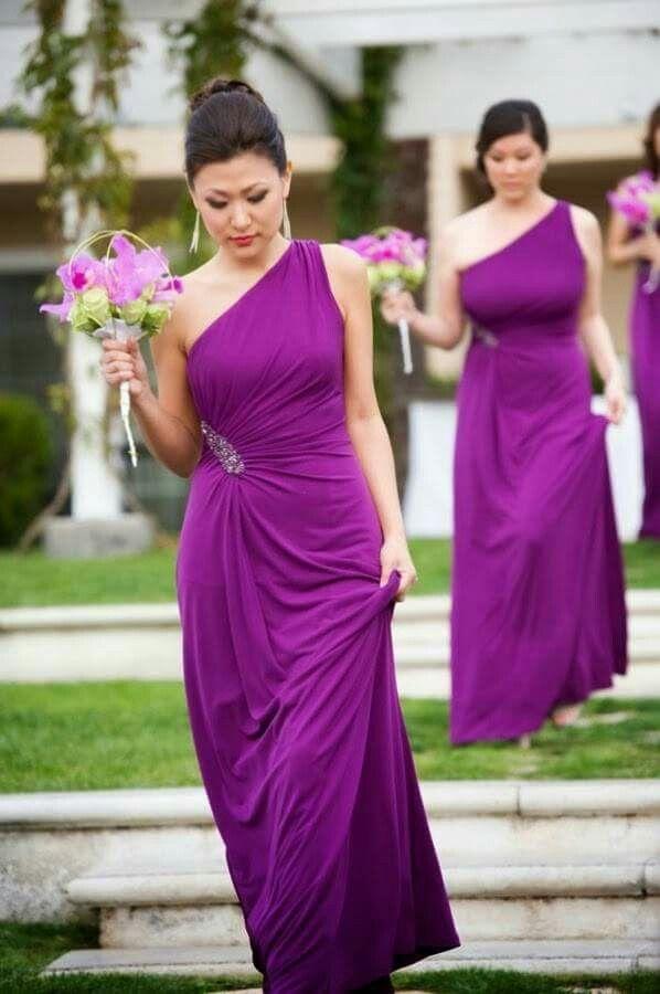 51 best Bridesmaid dress images on Pinterest | Bridesmaids, Flower ...