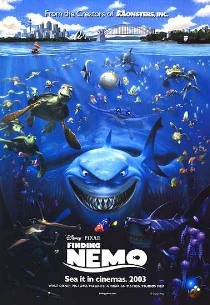 58 Best Images About Finding Nemo On Pinterest Disney