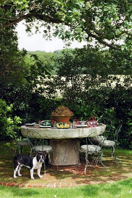 Outdoor Dining Ideas - English Gardens - Design & Landscaping Ideas (houseandgarden.co.uk)