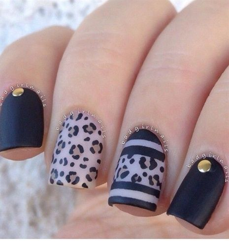 Cheeta Nails