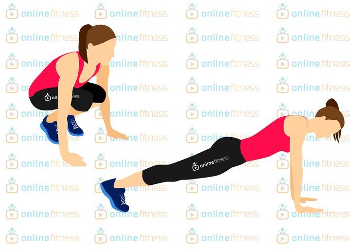 Do formy No. 3 – Štíhlé bříško pomocí třech cviků | Blog | Online Fitness - živé fitness lekce, cvičení doma pod vedením trenérů